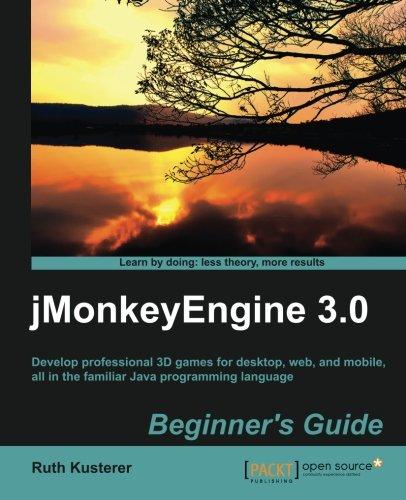 jMonkeyEngine 3.0 Beginner's Guide by Ruth Kusterer, Publisher : Packt Publishing