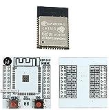 ESP-WROOM-32 Espressif ESP32 FCC and CE marked with free adaptor board