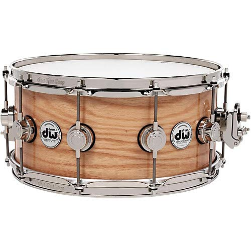 Collector's Series Lacquer Custom Oak Snare Drum
