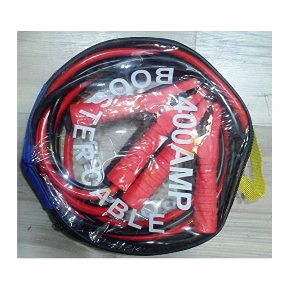 Generic (unbranded) Diosstore886 500Amp Car Jumper Cable with Leads