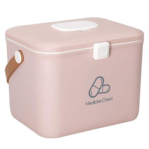 DreamyLife Caja de Almacenamiento de Medicamentos Caja de ...