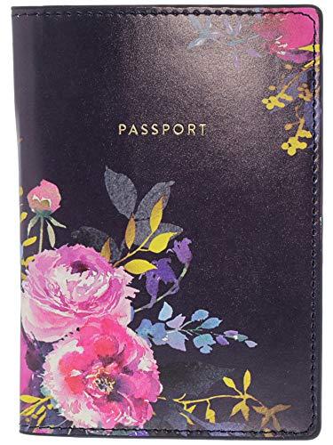 Eccolo Travel Passport Cover Case