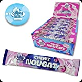 Candyland Chewy Nougat 35G (Pack Of 40)