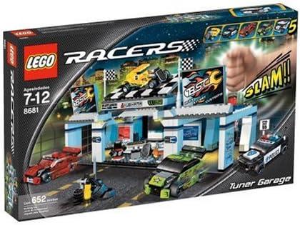 LEGO Racers Tuner Garage
