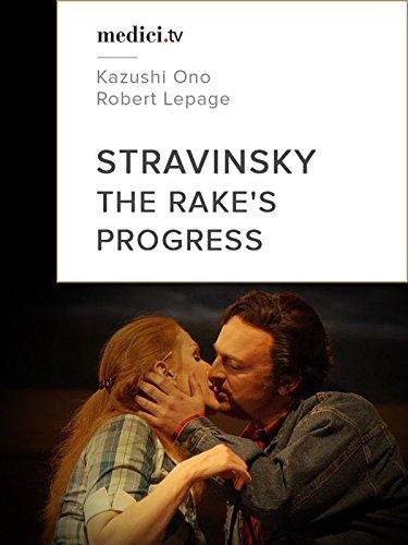 Progress Music - Stravinsky, The Rake's Progress - Kazushi Ono, Théâtre de la Monnaie, 2007