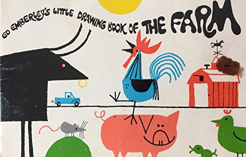 Ed Emberley's Little Drawing Book of Farms - Book  of the Ed Emberley Drawing Books