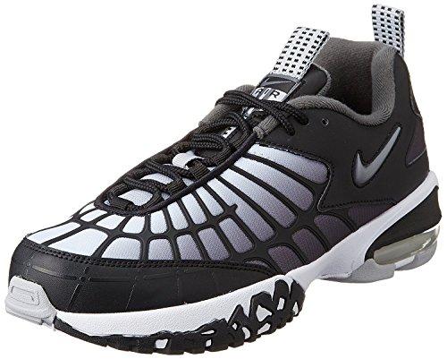 Nike Mens Air Max 120 Black/Wolf Grey 819857-001, Black/Anthracite/Wolf Grey/Dark Grey, 43 D(M) EU/8.5 D(M) UK
