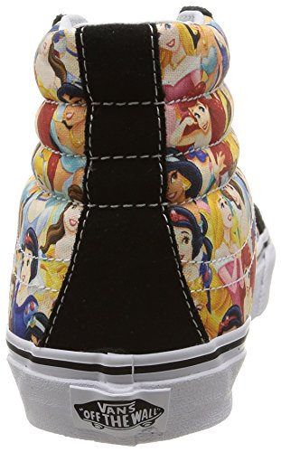Vans U Sk8-Hi Slim Disney - Zapatillas bajas unisex Disney/Multi Princess