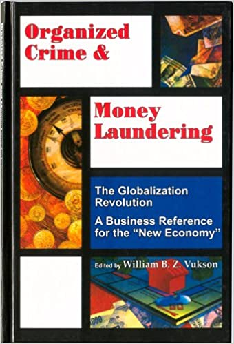 Buy Organised Crime and Money Laundering (G7 Report Project