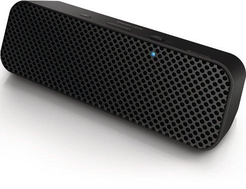 Philips SBT75 Bluetooth Portable Speaker (Black)
