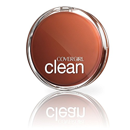Covergirl Clean Pressed Powder, Classic Ivory , 0.39 Ounce (Pack of 1)