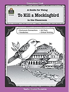 Topics For An Essay Paper A Guide For Using To Kill A Mockingbird In The Classroom Literature Unit  Teacher Argumentative Essay Thesis Statement also Samples Of Persuasive Essays For High School Students To Kill A Mockingbird The Themes  The Characters  The Language  What Is A Thesis Of An Essay