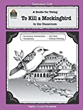 Book cover from A Guide for Using To Kill a Mockingbird in the Classroom (Literature Unit (Teacher Created Materials)): A Guide for Using in the Classroom (Literature Unit (Teacher Created Materials)) by Mari Lu Robbins