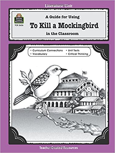 download a guide for using to kill a mockingbird in the classroom literature unit teacher created materials pdf full ebook librarybooks2131 - Mocking Bird Download