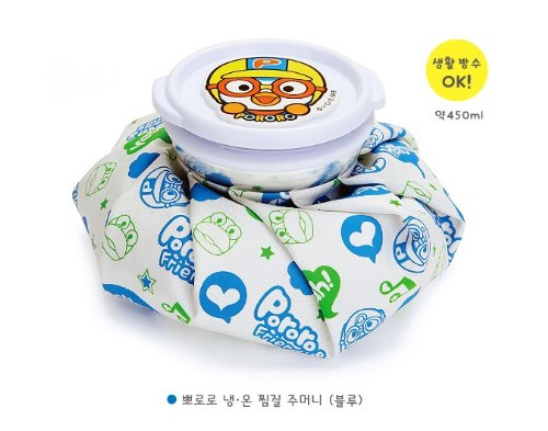 Pororo ICE HOT BAG (Blue)