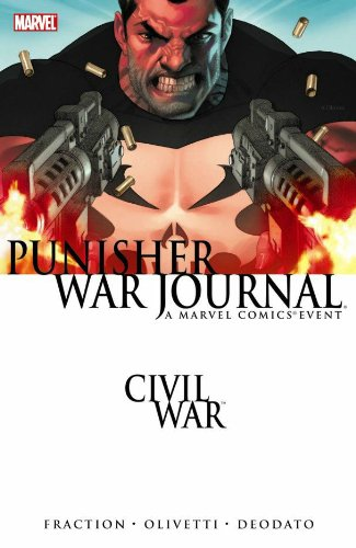Civil War: Punisher War Journal (Punisher War Journal (Unnumbered)) by Marvel