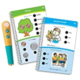 Educational Insights Hot Dots Getting Ready for 1st Grade Set with Interactive Pen Included, 2 Books with 100 Lessons, Homeschool, Ages