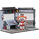 Five Five nights at freddys Circus Circus control Construction Outfit