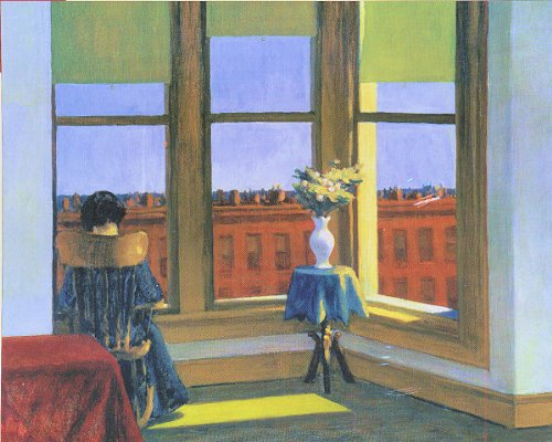 Edward Hopper Room in Brooklyn 1000pc Jigsaw Puzzle