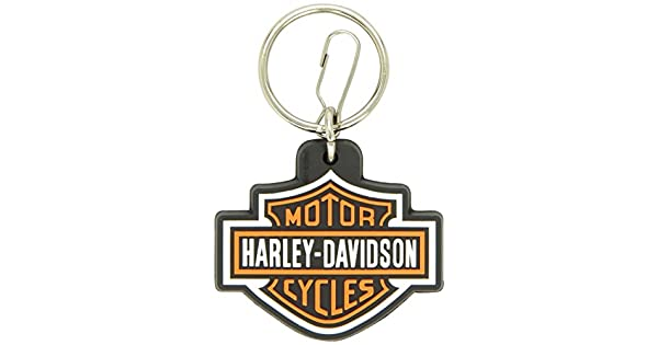 Amazon.com: Harley-Davidson clave Cadena B & S, Anaranjado ...