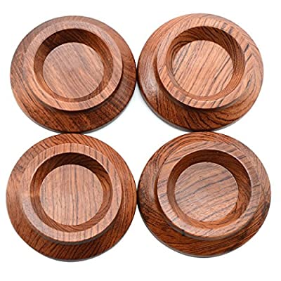 Piano Caster Cups Piano Pad Upright Piano Caster Cups Wood