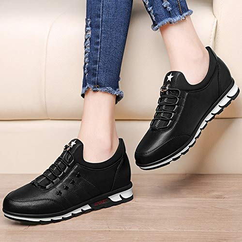 Wild Qiu College Casual Shoes Single Xin Shoes White SFSYDDY Boots Laces OBwYAPwq