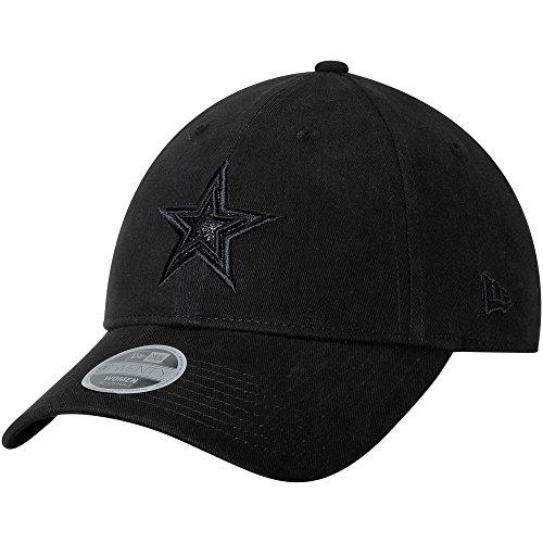 reputable site 379f3 6b283 New Era Dallas Cowboys Team Glisten 9Twenty Cap (Black)