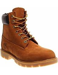 Timberland Mens 6 Basic Contrast Collar Boot