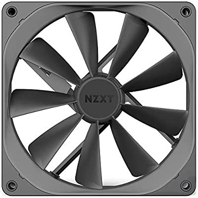 Nzxt - Ventilador Ordenador Pack 2 Unidades de 140mm silencioso ...