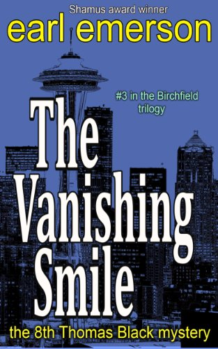 book cover of The Vanishing Smile