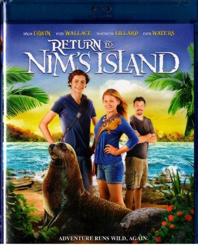 Return To Nim's Island (Blu-Ray + DVD)