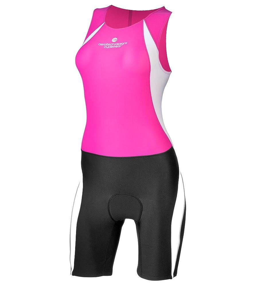 Aero Tech Designs Womens Triathlon Competition Skin Suit 61168