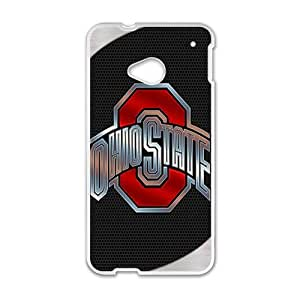 Happy Ohiostate Fahionable And Popular Back Case Cover For HTC One M7