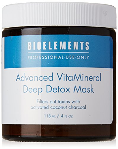 Bioelements Advanced Vitamineral Deep Detox Mask, 4 Ounce - Bioelements Antioxidant Cleanser