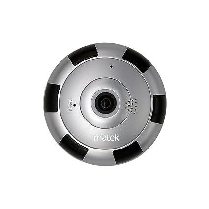 IP Cámara, IMATEK V302 Plata H.264 HD 720p Cámara de red IP inalámbrica