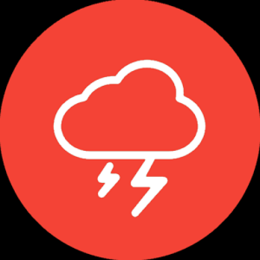 Amazon com  Storm Alert Lightning   Radar  Appstore for Android. Red Alert Lightning Storm. Home Design Ideas