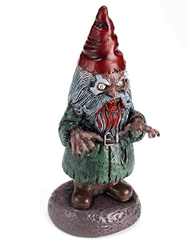 Forum Novelties Halloween Horror Zombie Garden Gnome -