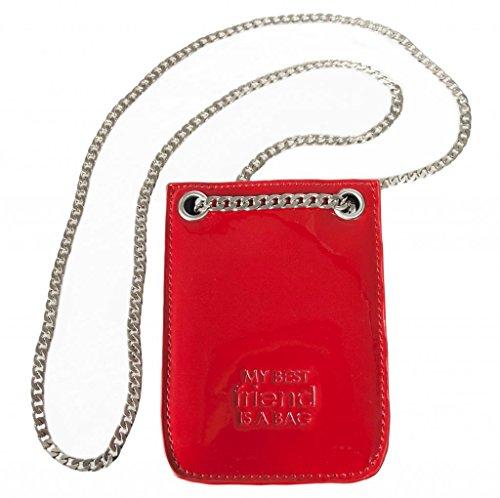 Wallet Holder Shoulder Bag Brushed Advantages