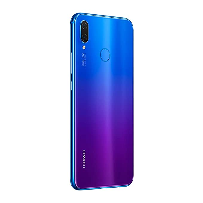 Huawei P Smart Plus - Pack de Funda Transparente y Smartphone de 6.3