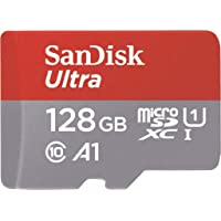 SanDisk MSD128UNA 128GB Micro SDXC CL10 Memory Card