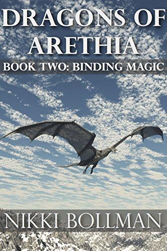 Binding Magic: Dragons of Arethia Book Two