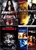Horror Five Pack - Jennifer's Body (Unrated)The Grudge 2, The Strangers (Unrated and Theatrical), Joy Ride & Swimfan 5-DVD Bundle