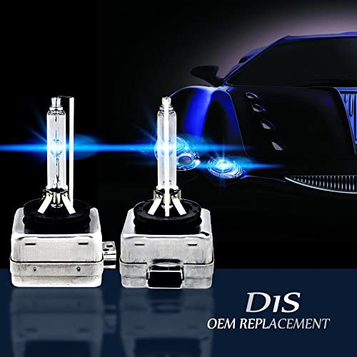 D2R 8000K D2R, 8000K 2pcs 35W/Xenon/HID/Headlight/Replacement/Bulbs,/Dinghang High/And/Low/Beam/Hid/Headlights/