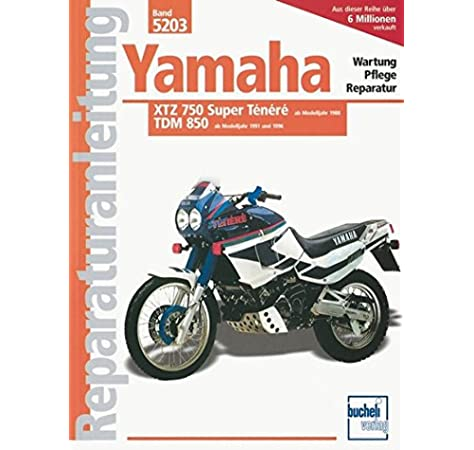 Yamaha XTZ 750 Tenere / TDM 850: Amazon.es: Libros en ...