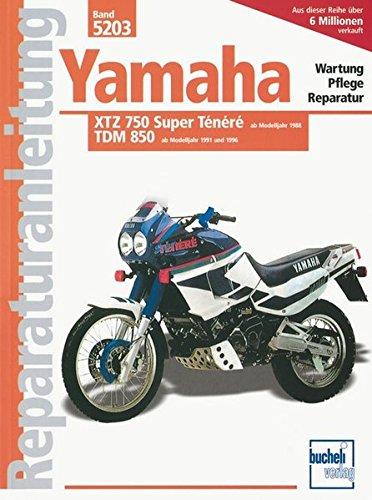 Yamaha XTZ 750 Tenere / TDM 850: Amazon.es: Libros en idiomas ...