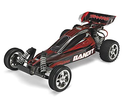 Traxxas Rtr 110 Bandit Extreme Sports With Water Proof Xl-5 Rtr And 7 Cell Battery With Charger by HRP (Level 3 Products)
