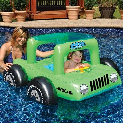 Pool Buggy Float: Toys & Games