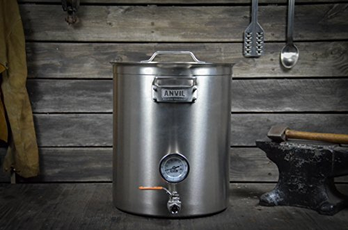 앤빌 브루 주전자, 10 gal/Anvil Brew Kettle, 10 gal