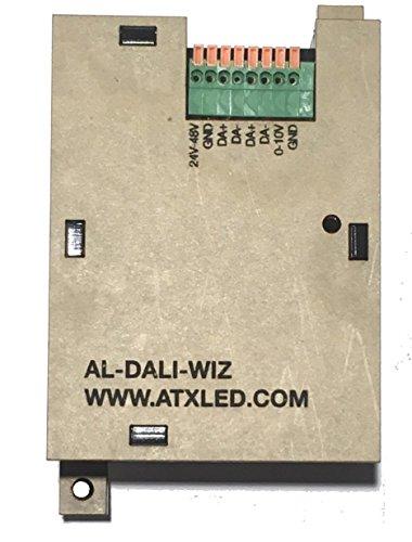- Alexa Lighting Inteface - connect Alexa to standard LED drivers. DMX, DALI, 0-10v, AL-DALI-WIZ