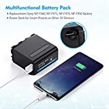 Powerextra Multifunctional Battery Pack with USB
